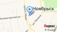 Ростелеком Бизнес на карте