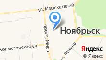 Адвокатский кабинет Кузнецова А.А. на карте