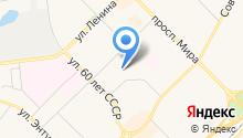 Ноябрьская жилищно-сервисная компания на карте