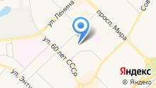 Ноябрьская жилищно-сервисная компания плюс на карте