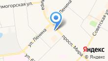 Дальнее СМП, ТСЖ на карте