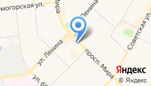 Общественная приемная депутата Крюкова П.И. на карте
