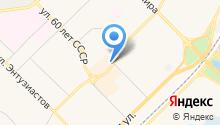 Van Cliff на карте