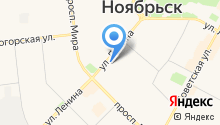 Z-bar на карте