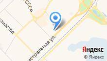 Авто stop на карте