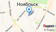 Банкомат, КБ Агропромкредит на карте