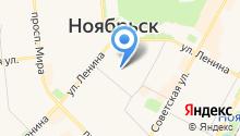 Регион HOTEL на карте