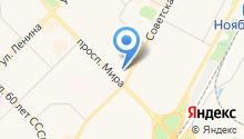 Парикмахерская+ на карте