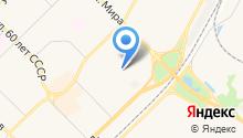 Коммунэнергорсервис-2 на карте