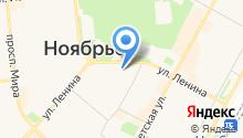 Компания по подготовке документов пожарной безопасности на карте