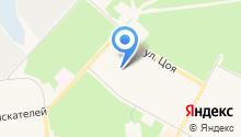 Ноябрьский колледж профессиональных и информационных технологий на карте