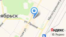 Ноябрьская жилищно-сервисная компания №1 на карте