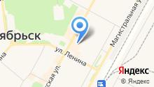 Адвокатский кабинет Зибровой Т.В. на карте