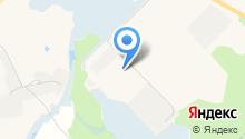 Евролес на карте
