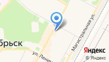 Ломбард Северный на карте