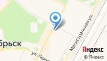 Нотариус Гончар О.В. на карте