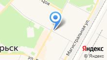 Пит Stop на карте