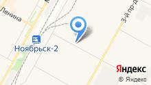 Протон-Стамина на карте
