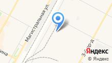 Транс-Терминал на карте