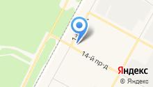 Сервисная Логистическая Компания на карте