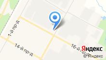 Сибнефть на карте