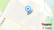 Стройтрансгаз на карте