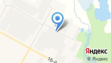 Weatherford на карте