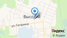 ПРОФиКА на карте