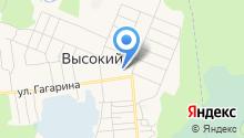 Мобильный мир на карте