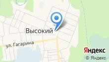 Сибирь на карте