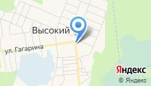 Многофункциональный центр оказания государственных и муниципальных услуг на карте
