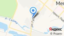 М-Геос на карте