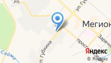 MEGATON на карте