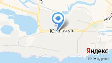 Ермак-М на карте