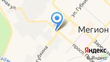 Stock-center на карте