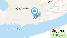 Водгео на карте