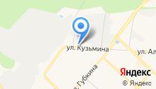 Миг Перевозок на карте