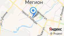 Банкомат, Банк Юрга, ПАО на карте