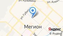 Нахичевань на карте