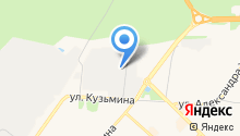 Магазин резинотехнических изделий на карте