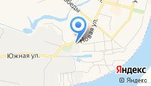 Мегионское автотранспортное предприятие на карте