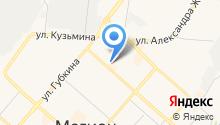 Бюро медико-социальной экспертизы №3 на карте