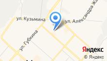 Центральное почтовое отделение на карте