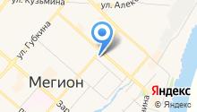 ЭТО на карте