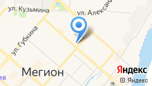 Детская школа искусств им. А.М. Кузьмина на карте