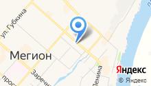 Бомонд-ВОЯЖ на карте