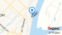 Отдел судебных приставов по г. Мегиону на карте