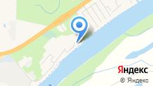 ДЕЛЬФИН на карте