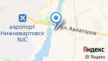 Сегмент Сервис на карте