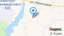 Ауди Центр Нижневартовск на карте